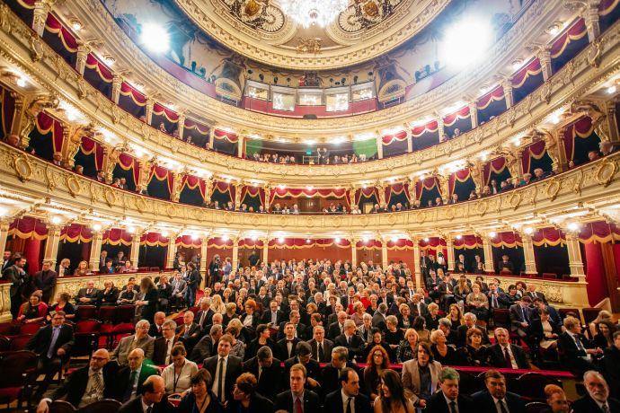 Jubileuszowa gala w Teatrze im. Juliusza Słowackiego